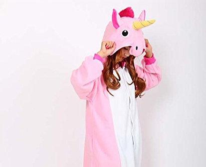 Pink Unicorn Onesie 1