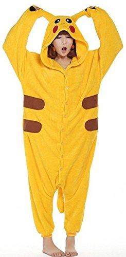 Pikachu Onesie Pokemon - FUNSIE ONESIE b8c423ea611d
