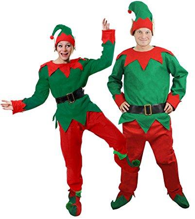 551305bf1a Christmas Elf Costume Onesie - FUNSIE ONESIE