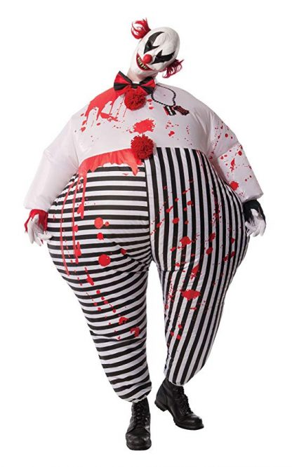 freaky-clown-inflatable-hallowen-costume